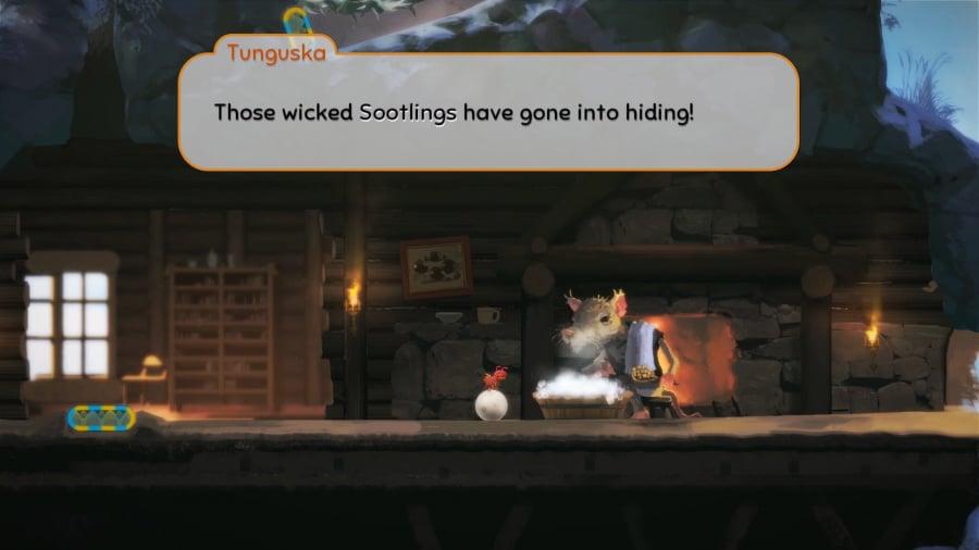 Yoku's Island Express Review - Screenshot 1 of 5