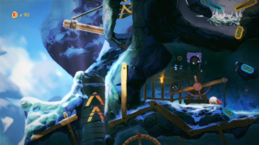 Yoku's Island Express Review - Screenshot 3 of 5