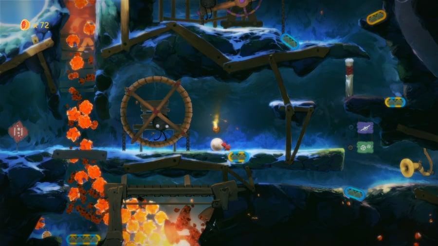 Yoku's Island Express Review - Screenshot 4 of 5