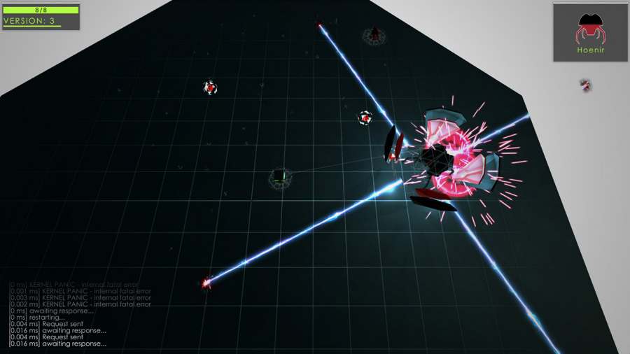 ATOMINE Review - Screenshot 2 of 3