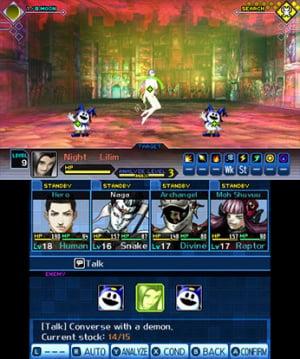 Shin Megami Tensei: Strange Journey Redux Review - Screenshot 4 of 8