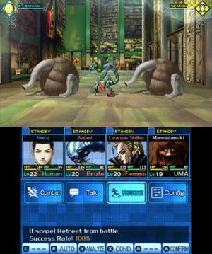 Shin Megami Tensei: Strange Journey Redux Review - Screenshot 2 of 8