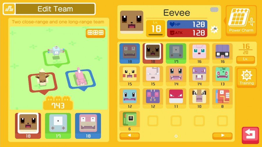 Pokémon Quest Review - Screenshot 4 of 4
