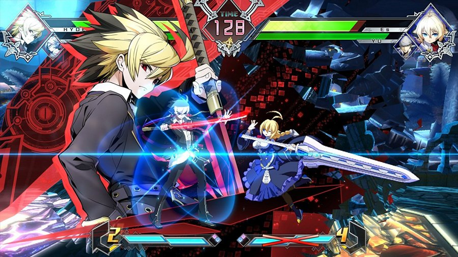 BlazBlue: Cross Tag Battle Review - Screenshot 1 of 5