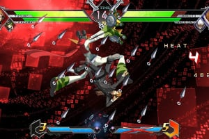 BlazBlue: Cross Tag Battle Screenshot
