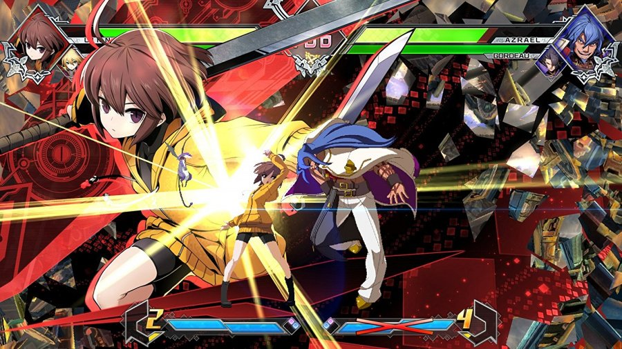 BlazBlue: Cross Tag Battle Review - Screenshot 2 of 5