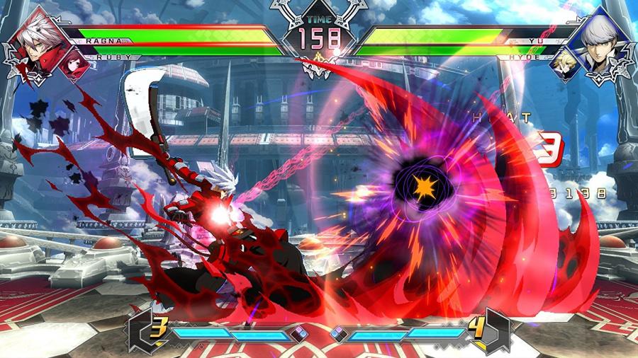 BlazBlue: Cross Tag Battle Review - Screenshot 5 of 5