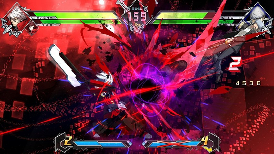 BlazBlue: Cross Tag Battle Review - Screenshot 4 of 5