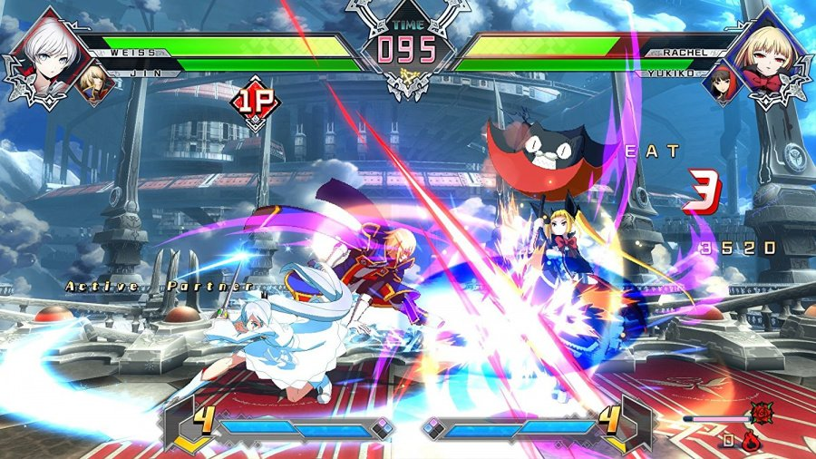 BlazBlue: Cross Tag Battle Review - Screenshot 4 of 5