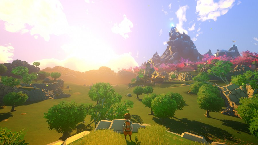 Yonder: The Cloud Catcher Chronicles Review - Screenshot 1 of 4