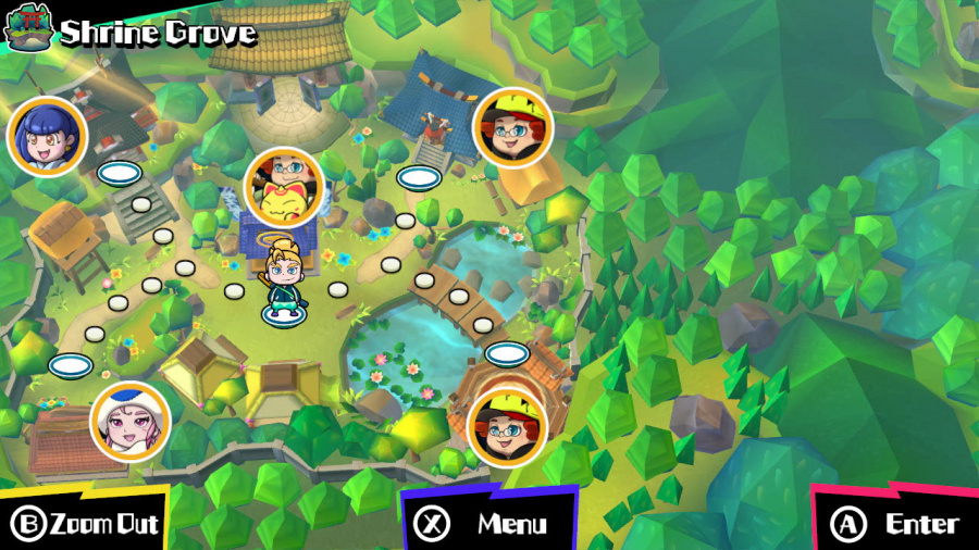Sushi Striker: The Way of Sushido Review - Screenshot 1 of 5