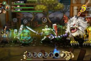 Fallen Legion: Rise To Glory Screenshot