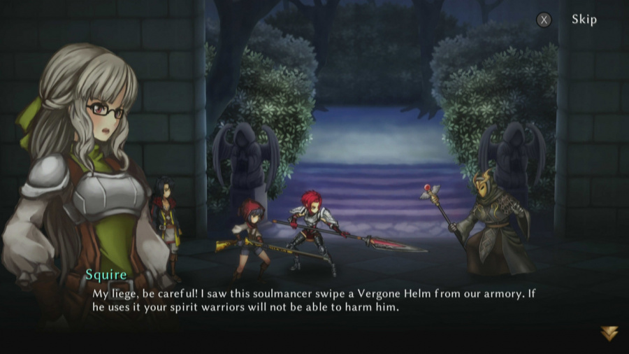 Fallen Legion: Rise To Glory Review - Screenshot 1 of 4