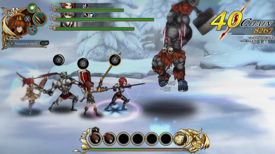 Fallen Legion: Rise To Glory Review - Screenshot 4 of 4