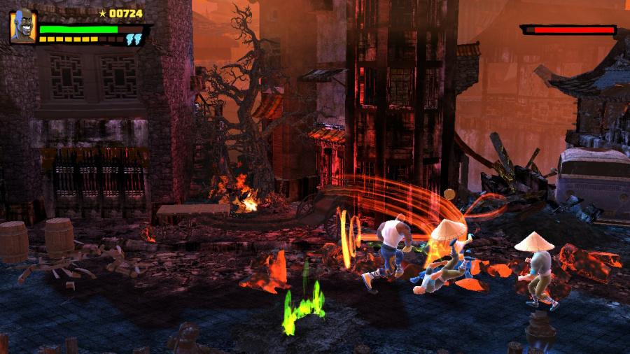 Shaq-Fu: A Legend Reborn Review - Screenshot 4 of 4