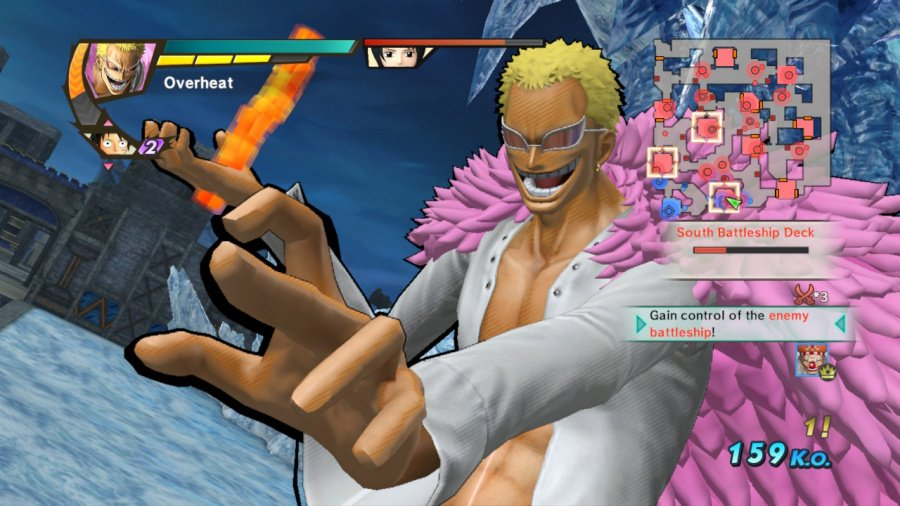 One Piece: Pirate Warriors 3 Deluxe Edition Review - Screenshot 1 of 4