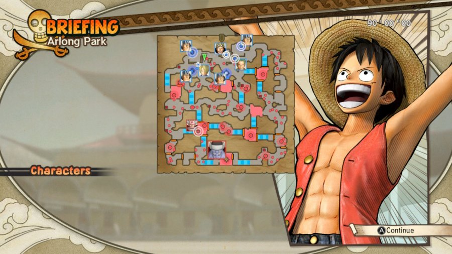 One Piece: Pirate Warriors 3 Deluxe Edition Review - Screenshot 4 of 5