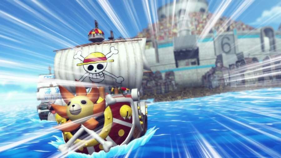 One Piece: Pirate Warriors 3 Deluxe Edition Review - Screenshot 3 of 4