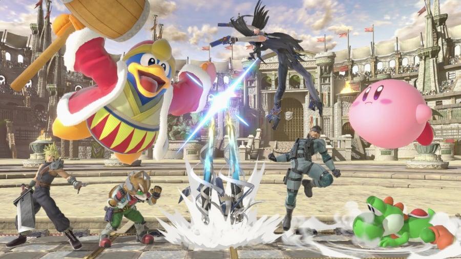 Super Smash Bros. Ultimate Review - Screenshot 5 of 8