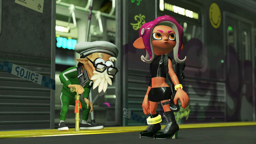 Splatoon 2: Octo Expansion Review - Screenshot 6 of 6