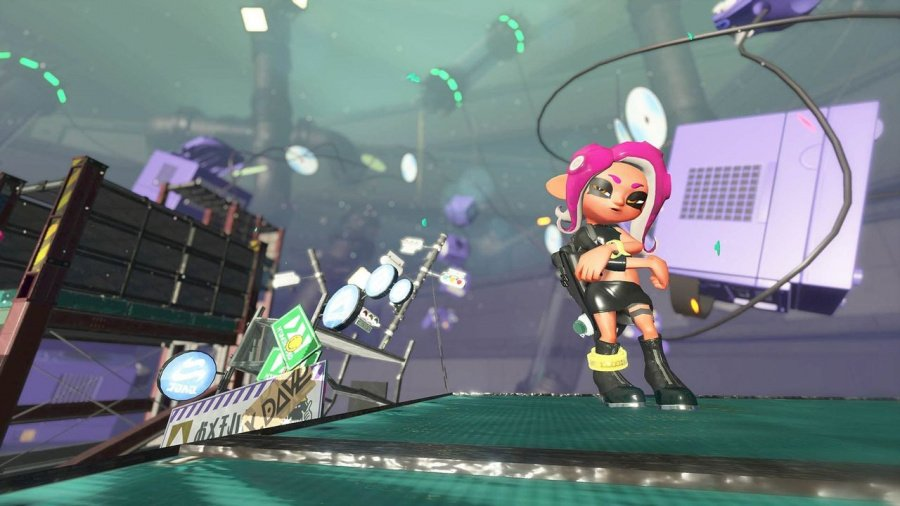 Splatoon 2: Octo Expansion Review - Screenshot 5 of 6