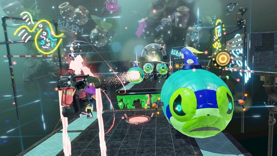 Splatoon 2: Octo Expansion Review - Screenshot 1 of 6
