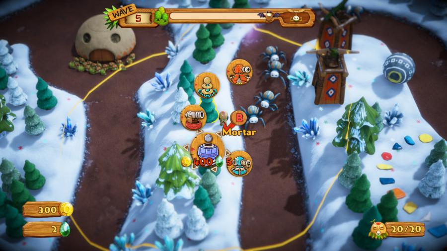 PixelJunk Monsters 2 Review - Screenshot 4 of 5