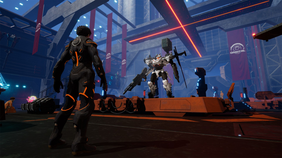Daemon X Machina Review - Screenshot 4 of 7