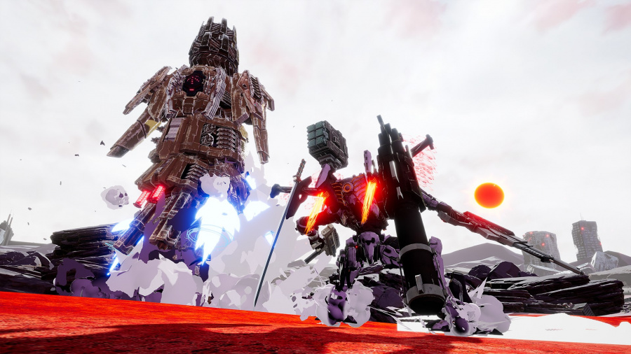 Daemon X Machina Review - Screenshot 1 of 4