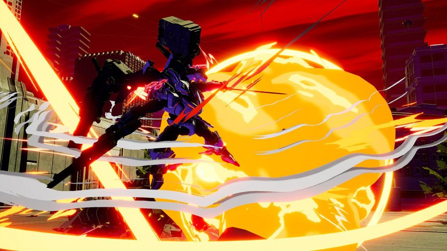 Daemon X Machina Review - Screenshot 5 of 7