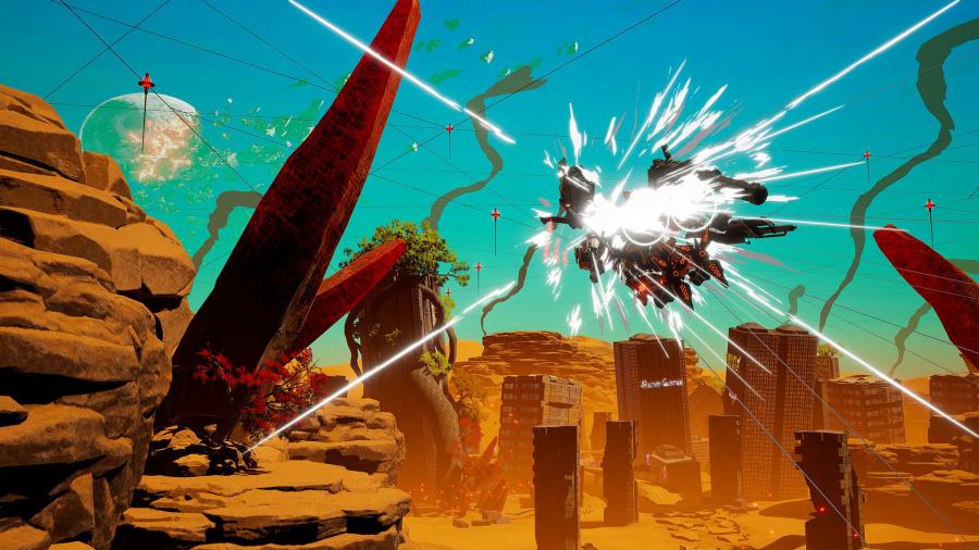 Daemon X Machina Review - Screenshot 7 of 7
