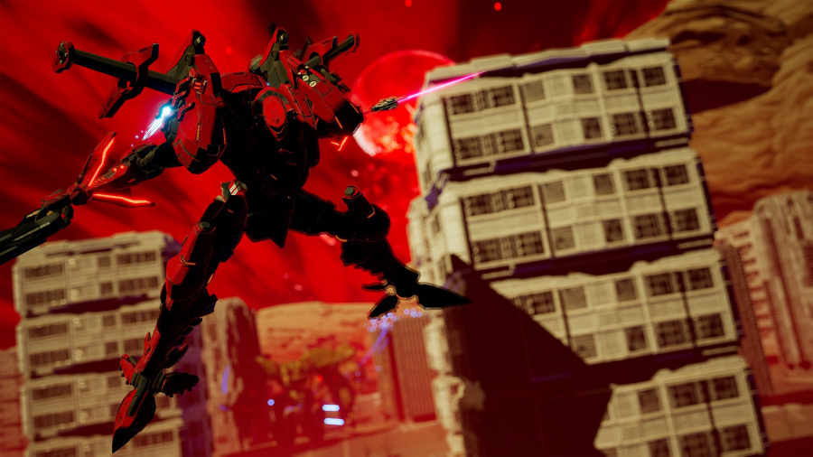 Daemon X Machina Review - Screenshot 2 of 7