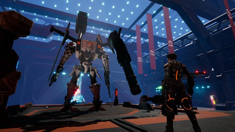 Daemon X Machina Review - Screenshot 4 of 7