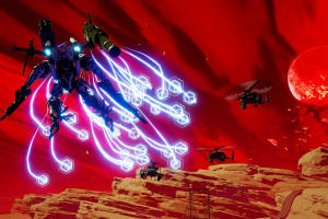 Daemon X Machina Screenshot