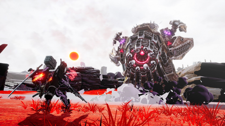 Daemon X Machina Review - Screenshot 3 of 7