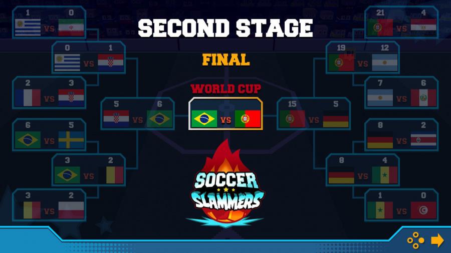 Soccer Slammers Review - Screenshot 1 of 3
