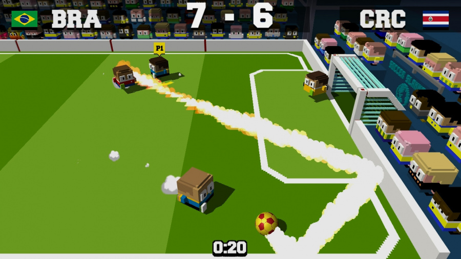Soccer Slammers Review - Screenshot 3 of 4