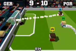 Soccer Slammers Screenshot