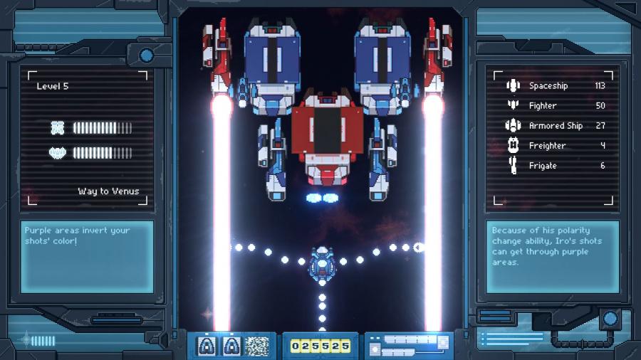 Iro Hero Review - Screenshot 2 of 3