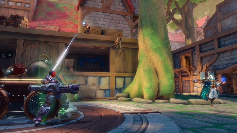 Paladins - Founder's Pack Review - Screenshot 2 of 6