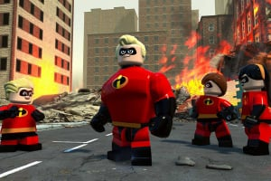 LEGO The Incredibles Screenshot