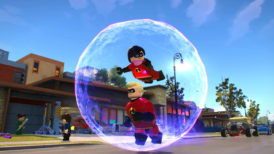 LEGO The Incredibles Review - Screenshot 2 of 4