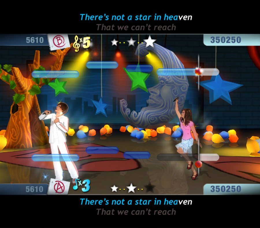 High School Musical: Sing It! Review - Screenshot 3 of 4