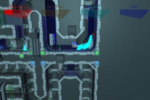 Jolt Family Robot Racer Screenshot