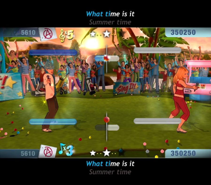 High School Musical: Sing It! Review - Screenshot 1 of 4