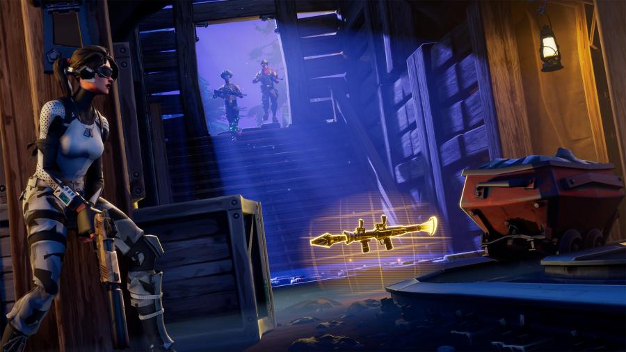 Fortnite Review - Screenshot 3 of 5