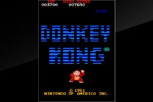 Arcade Archives Donkey Kong Screenshot