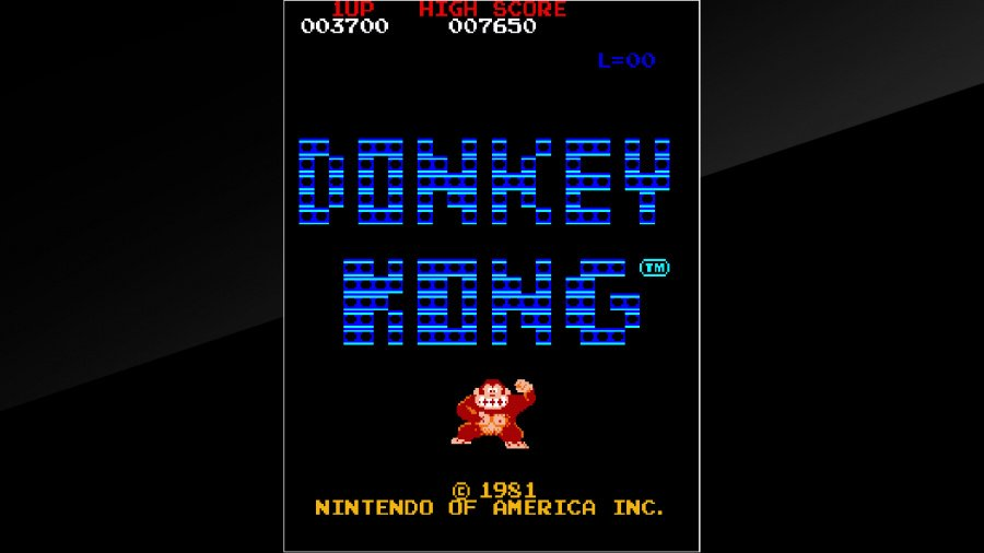 Arcade Archives Donkey Kong Review - Screenshot 3 of 6