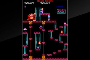 Arcade Archives Donkey Kong Screenshot