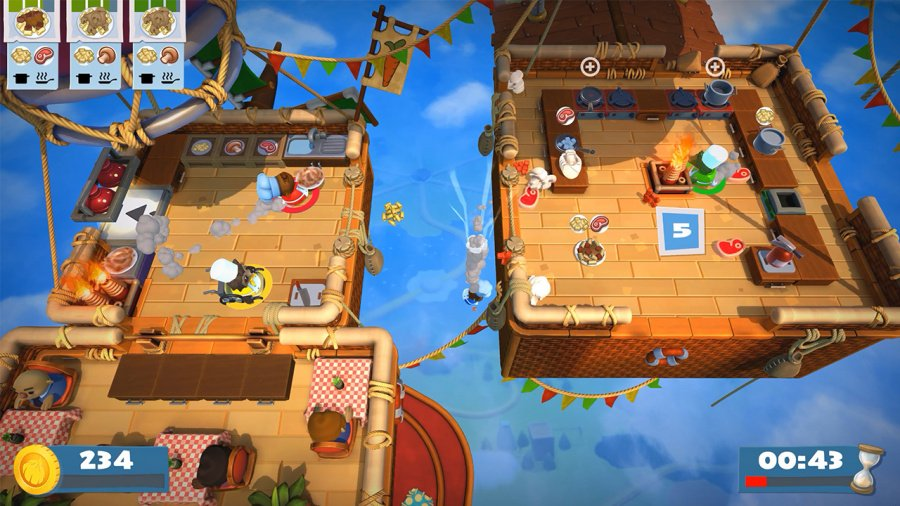 Overcooked 2 Review - Screenshot 3 of 6